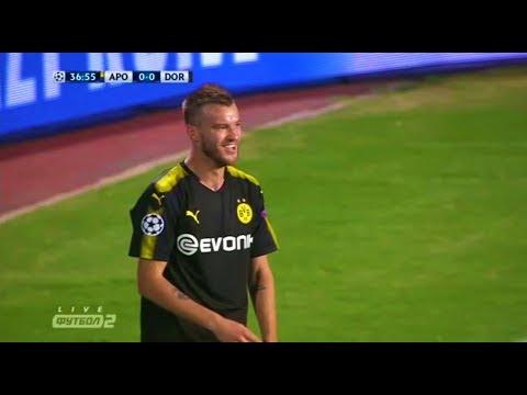 Andriy Yarmolenko vs APOEL (Away) 17/10/2017 | HD