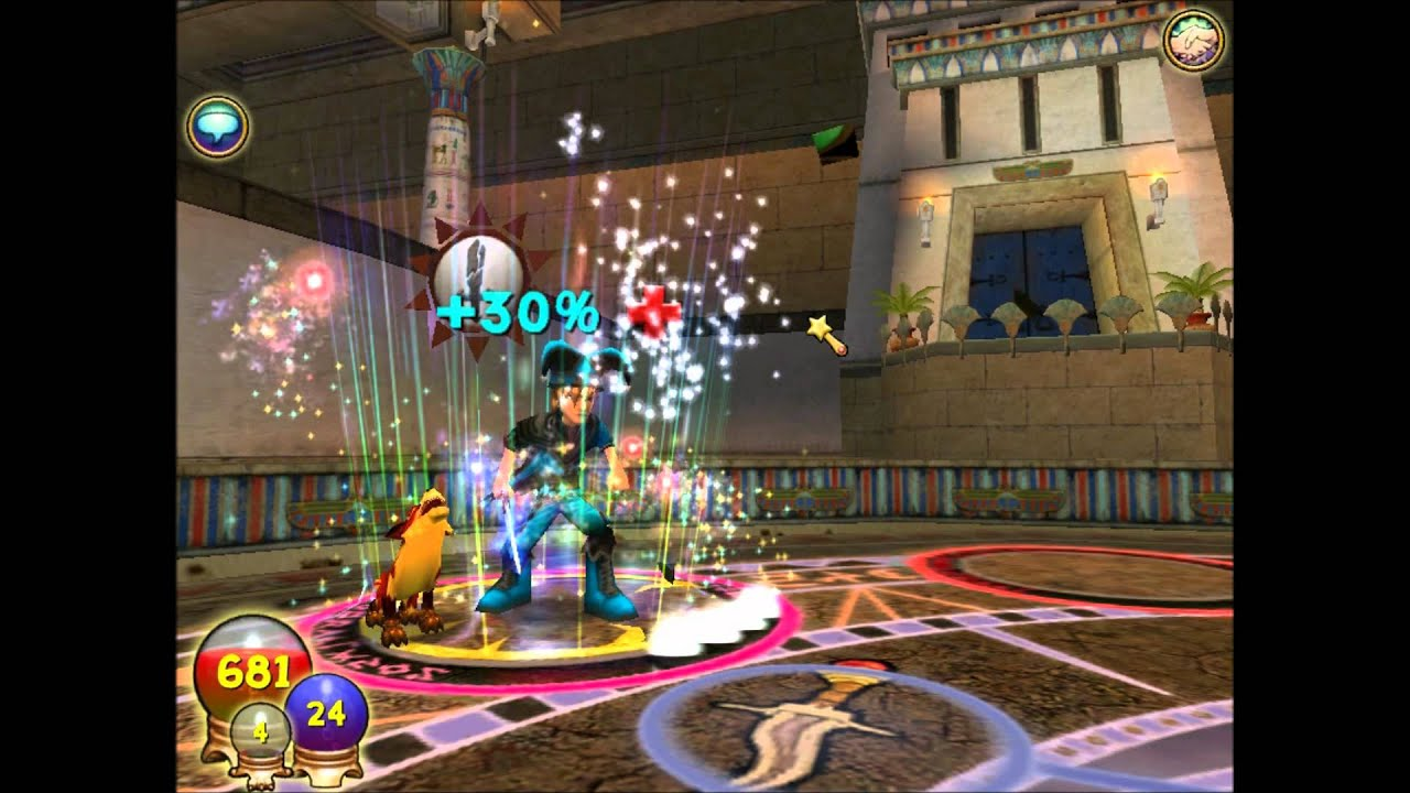 how to become warlord in wizard101