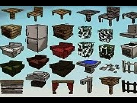 Guide to Furniture💺Mods for MC-Construction Tips thumb