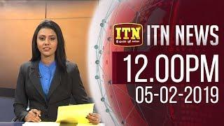ITN News 2019-02-05 | 12.00 PM