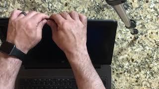 Hp laptop screen replacement / repair