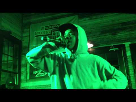 Earl Sweatshirt SXSW 2013 - Whoa