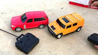 Range Rover & Hummer Remote Control Car   R/C Remote Control Toy Car for Kids