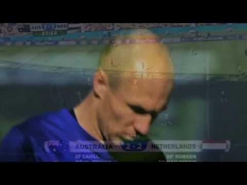 FIFA World Cup 2014 - Netherlands 3-2 Australia