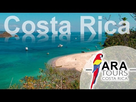 Introduction to the natural paradise of Costa Rica