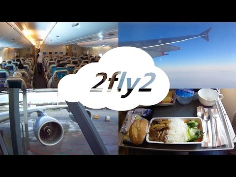 FLIGHT REPORT I Airbus A380 I SINGAPORE AIRLINES I Zurich - Singapore