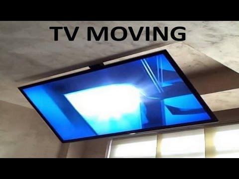TV MOVING  AF - Staffe tv motorizzate e supporti elettrici per televisori LE...