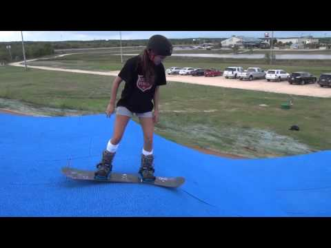 2013 Burton Snowboard Learn to Ride (LTR) Program at Texas Ski Ranch (TSR)