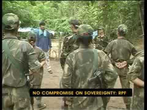 NewsX Video: RPF-PLA claims deal with CPI(Maoist)