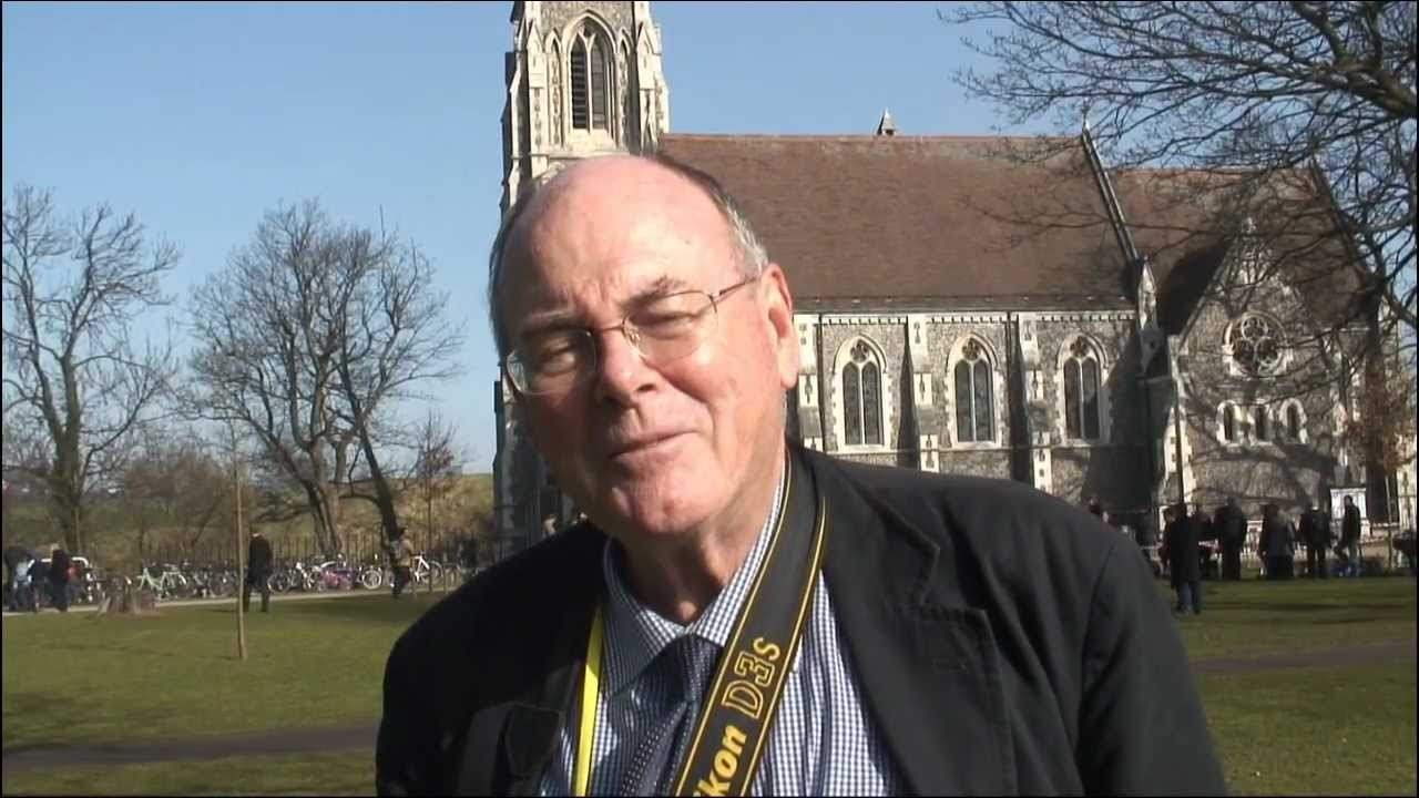 Arthur Edwards Talks About
