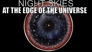 This Is What You Would See at the Edge of the Universe