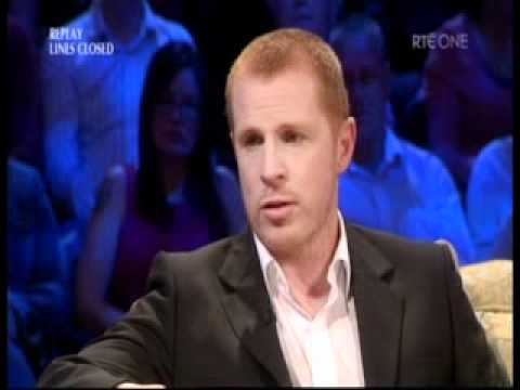 Neil Lennon Interview on Saturday Night With Miriam 2011