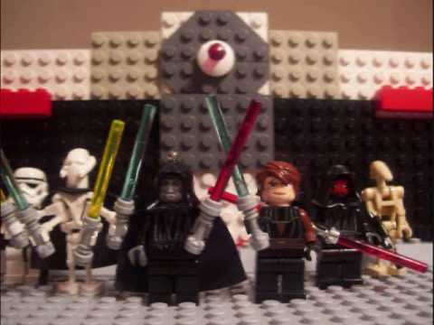 Lego Star Wars Episode II - Droid wars trailer #2