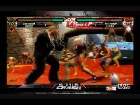 TEKKEN Crash - Cross Counter (8)