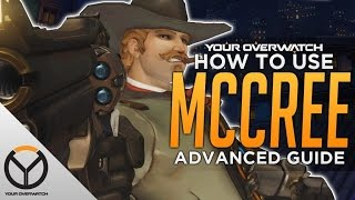 Overwatch Advanced McCree Guide: Positioning & Target Priority