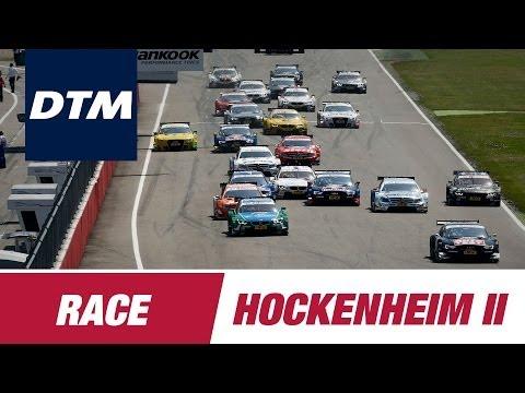 DTM - Hockenheim II 2013 - Race (relive)