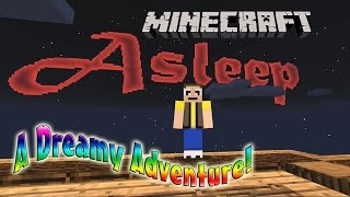 MINECRAFT NIGHTMARE!!! Failed Fire Rescue - Asleep Custom Map