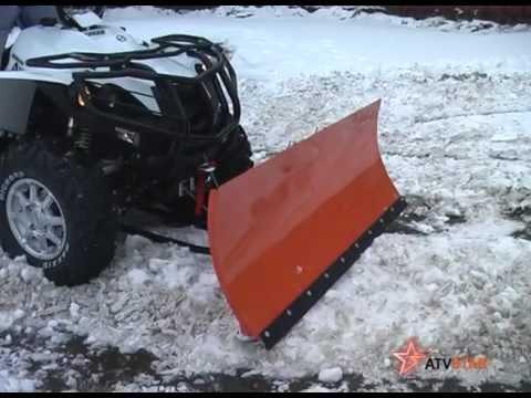 Снегоуборочный отвал для квадроциклов ATVSTAR