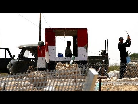 Mosaic News - 08/08/12: Egypt Responds to Deadly Attack with Air Strikes on 'Terrorists' in Sinai