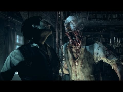 The Evil Within - TGS 2014 Trailer (PS4/Xbox One)