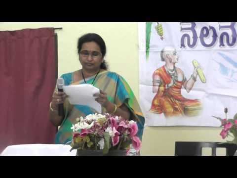 Sharada Introduces Kethavarapu Katyayani Vidmahe at TANTEX NNTV 78th Sadassu
