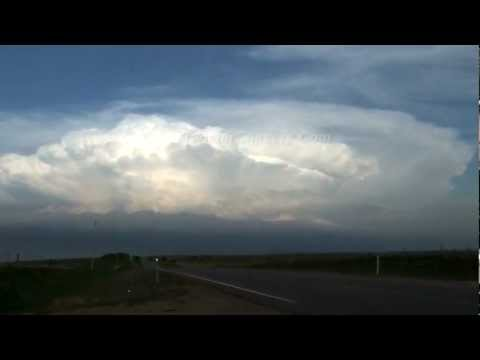 Tornadoes April 9 2012 Woodward OK and Sharon OK.mov