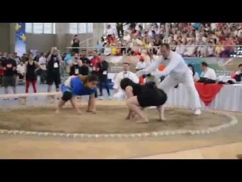 Sumo World Games 2013