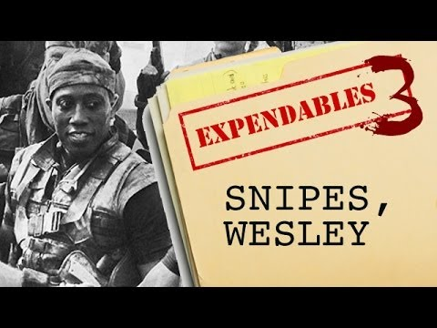 The Expendables 3 : Wesley Snipes - Beyond The Trailer video