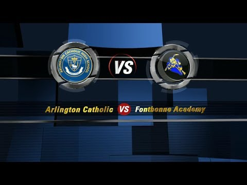 Girls Hockey: Fontbonne Academy @ Arlington Catholic - 01/20/2014