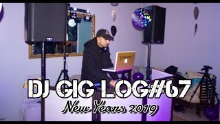 MOBILE DJ GIG LOG#67 NEW YEARS PARTY 2019 PARAMOUNT ,CA