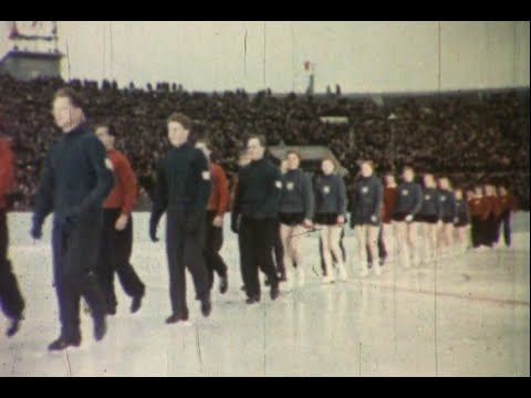 Three Countries Competition - 1953 - Moscow