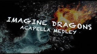 Download Lagu Imagine Dragons ACAPELLA Medley (Lyric Video) - Whatever it Takes, Thunder, Believer and MORE! Gratis STAFABAND