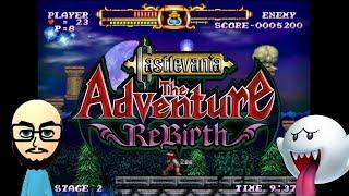 Castlevania The Adventure Rebirth [Stage 2] - WiiWare