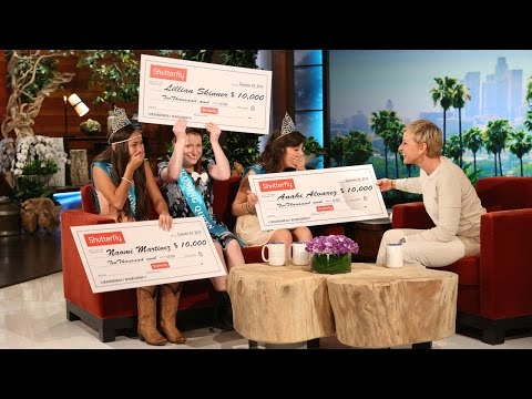 Ellen Meets Three Inspiring Homecoming Queens video