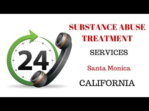 Substance Abuse Treatment Santa Monica California 844-835-8026