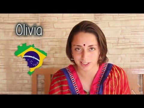 From Brazil to India | Experiences of Olivia Freitas