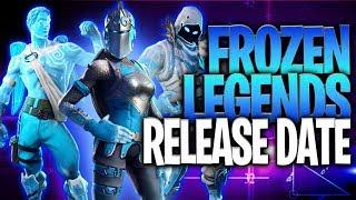 How To Get Frozen Legends Pack In Fortnite