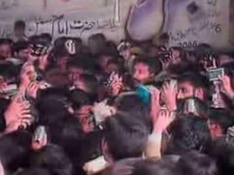 Noha Hussain Gohar Ahda Ha Saed Haee Pag Zakhmee - Dera Ghazi Khan video