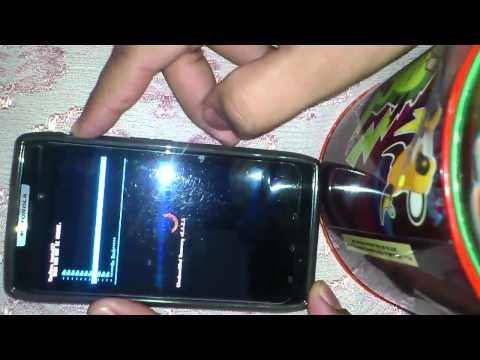 CWM on motorola Razr (with steps on how to install cwm)