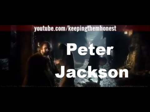 Peter Jackson's Cameo Appearance In The Hobbit: The Desolation of Smaug