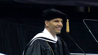 Kyle Korver's Commencement Address to the Creighton University Class of 2019