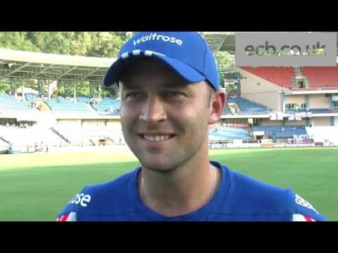 Jonathan Trott pleased to help England get off to a good start