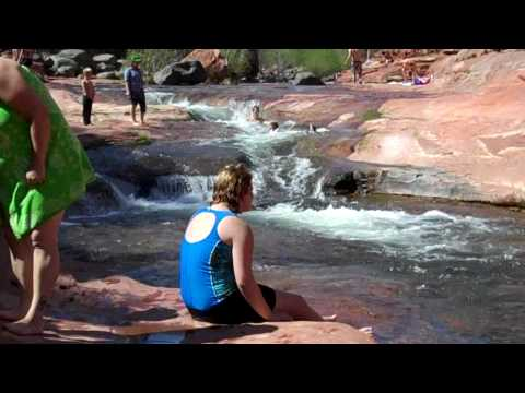 (2of3) Sedona AZ Road Trip! Vortexes, Spring Water, Rock Formations!