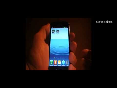 Review Samsung Galaxy S3 Mini modelo GT-I8190