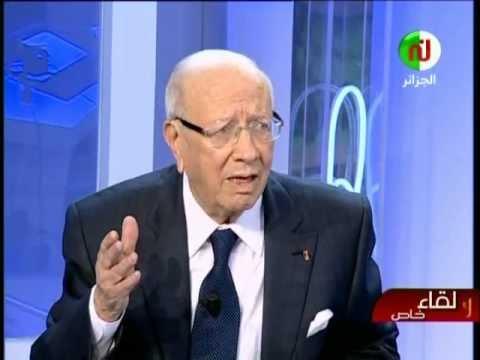 image vidéo السبسي:لو كنت رئيسا للحكومة لتحوّلت لسليانة ووجدت حلّا
