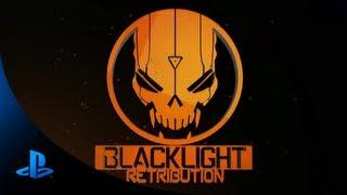 Blacklight Retribution PlayStation 4'e Geliyor