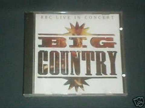 Big Country - Down On The Corner