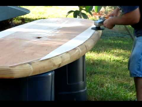 Home Built Stand up Paddle Board Kit - ModernVDO.com