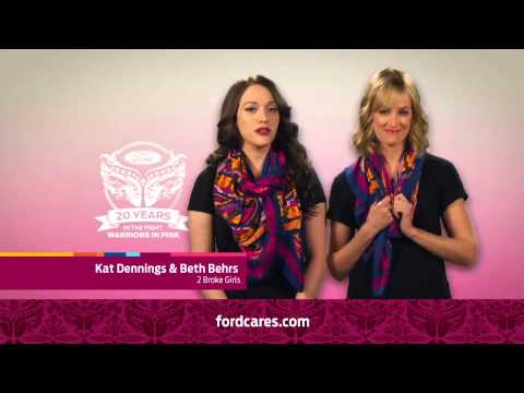 Tune in to CBS tonight 8/7c as Beth Behrs & Kat Dennings from 2 Broke Girls, joins