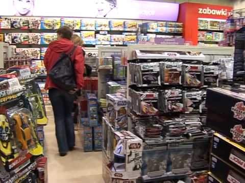 Poland's toy story a sign of economic success